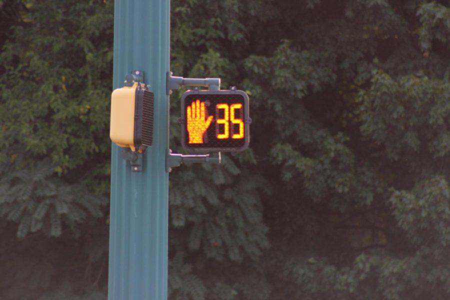 Crosswalk Concerns