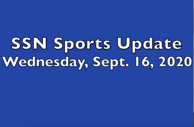 SSN Sports Update: 9.16.20