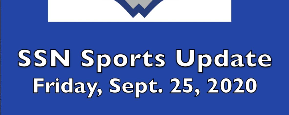 SSN Sports Update - 9.25.20