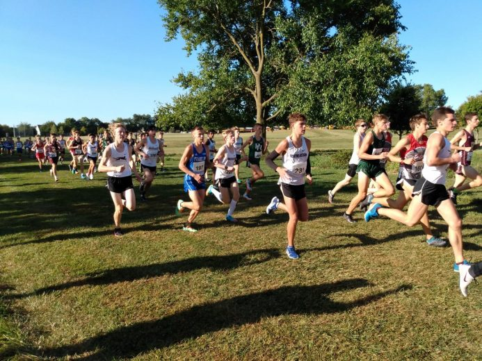 Cross Country Riverview Health Invite at Northview Christian Life Church
