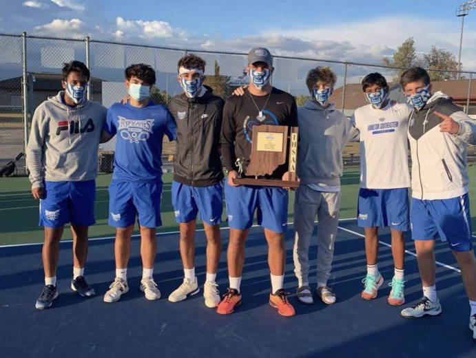 SSN: Boys Tennis Recap