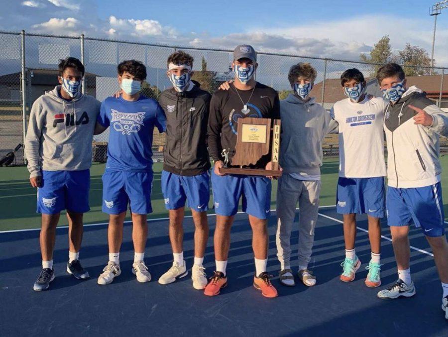 SSN: Boys Tennis Recap