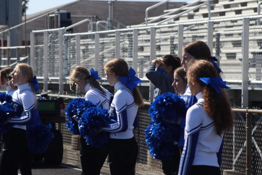 SSN: Football Cheerleading Season Recap, Visible Changes with COVID