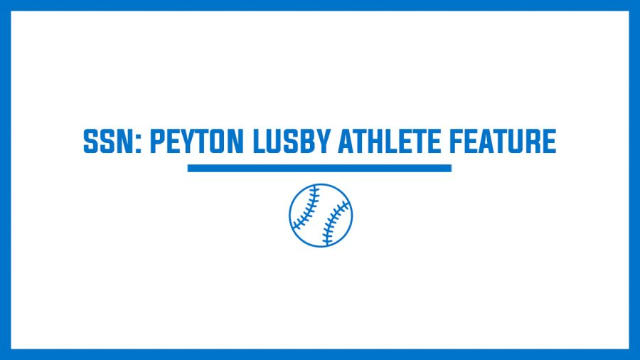 SSN%3A+Peyton+Lusby+Athlete+Feature