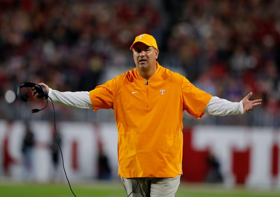 SSN: University of Tennessee Head Coach Terminated