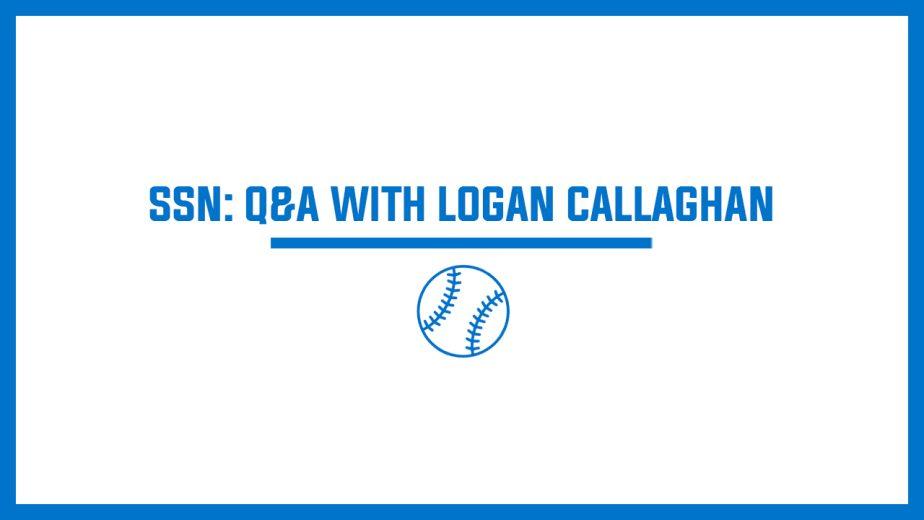 SSN: Q&A with Logan Callaghan