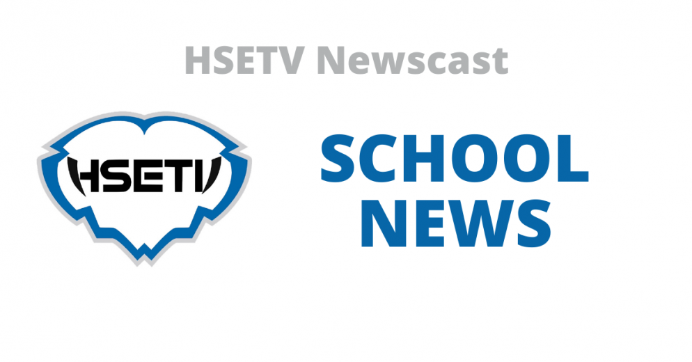 HSETV Newscast: Wednesday, Jan. 13