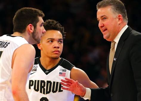 Matt Painter: A Coach for the Players and the Community