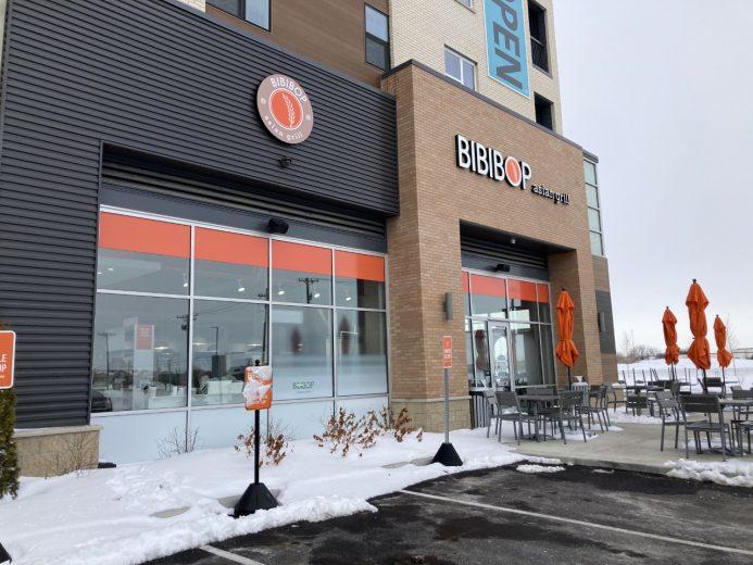 BIBIBOP The Yard: Restaurant Review
