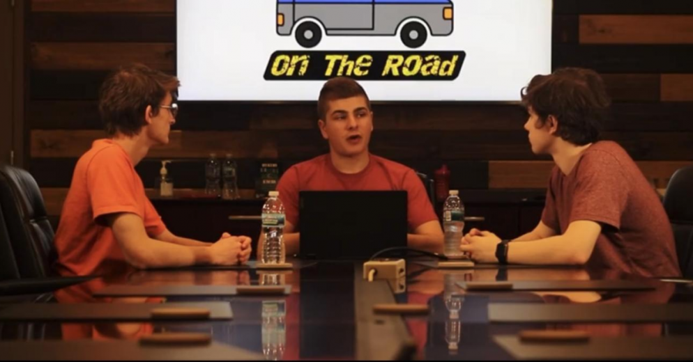 S2 EP11- HSETV On The Road: The Movie
