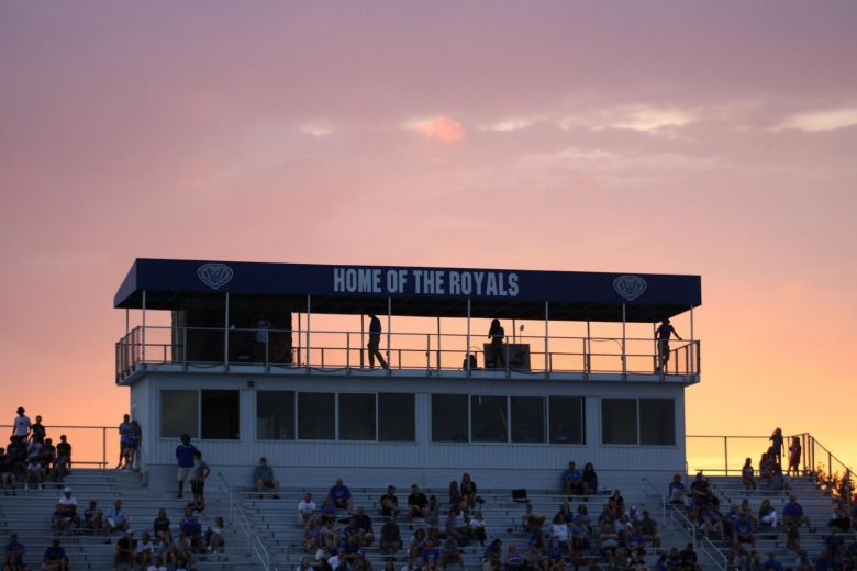 Football Scrimmage Photo Gallery