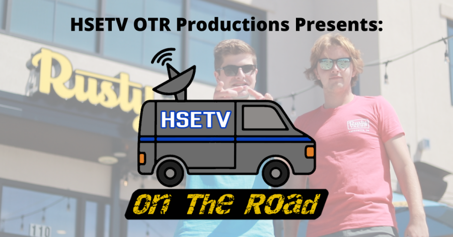 S3 EP2- HSETV On The Road: Rusty Taco