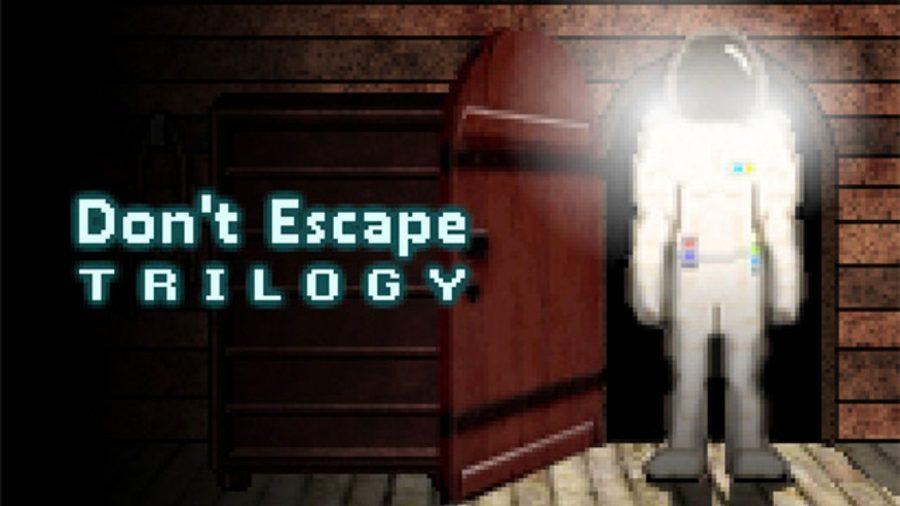 Drew Reviews: Dont Escape Trilogy